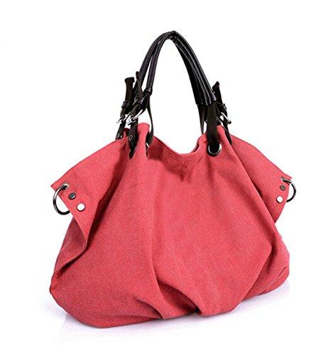 fanselatm-womens-retro-canvas-shopper-tote-shoulder-handbag-pink