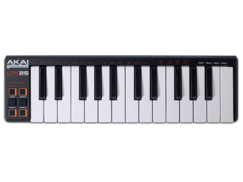 Akai Professional LPK25 | 25-Key Ultra-Portable USB MIDI Keyboard Controller for Laptops - Image 11