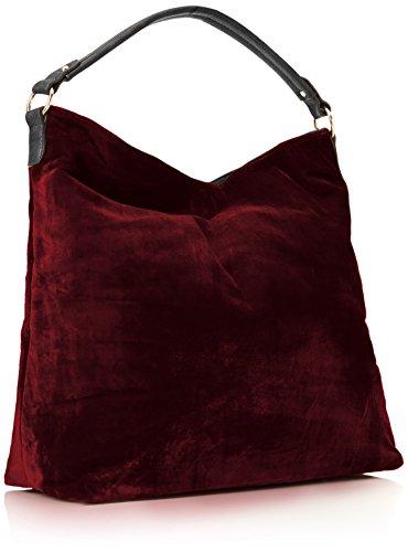 Swankyswans Reversible Bag Daria Sacs Velvet port x8xTw0