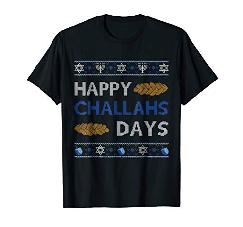 Happy Challah Days T-Shirt -