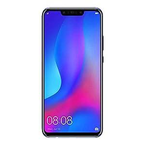 Huawei nova 3 (PAR-LX9) 6GB / 128GB 6.3-inches LTE Dual SIM Factory Unlocked – International Stock No Warranty (Iris Purple) (Renewed)