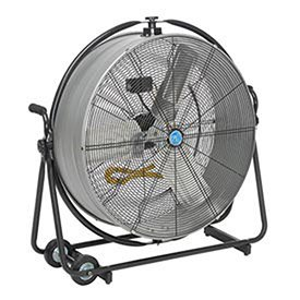 30u0026quot; Orbital Tilt Portable Blower Fan, Direct Drive