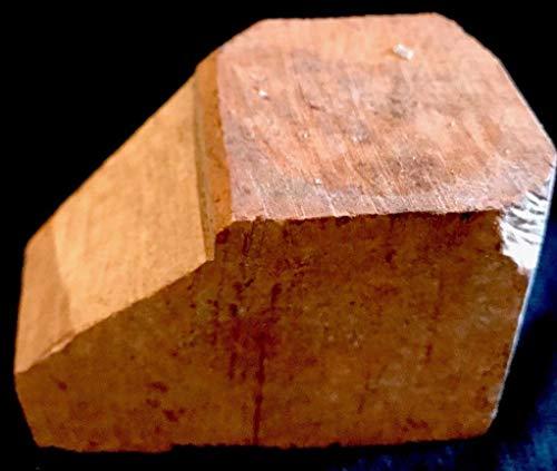 Briar EBAUCHON Block 2.5x2.25x1.5 HIGH Grade Briar BURL for Pipe Making Projects