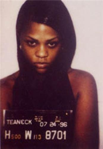 LIL KIM MUG SHOT PORTRAIT GLOSSY POSTER PICTURE PHOTO mugshot queen bee rap