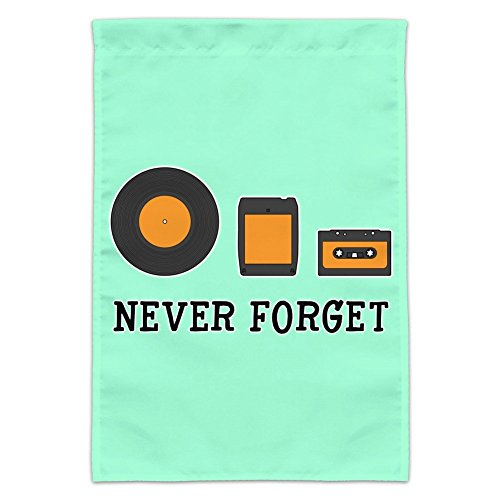 Graphics and More Never Forget Music Record 8 Track Cassette