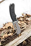 WEYLAND Outdoor Survival Knife with Sheath, Fixed