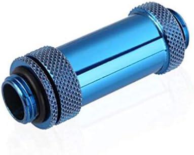 Blue Bykski G1//4 SLI//CF Expansion Joint B-EXPJ-X41 41mm-69mm
