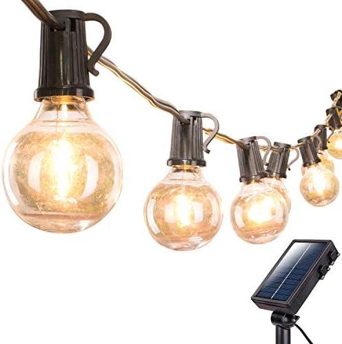 Outdoor Lights 20Ft Shatterproof Hanging Backyard product image