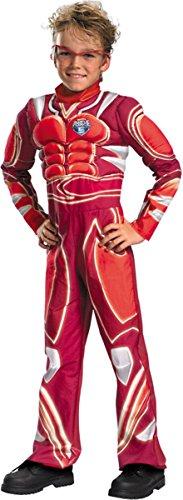 [Morris Costumes HOT WHLS VERT WHEELER MSCL, 4-6] (Vert Wheeler Costume)