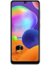 $242 » Samsung Galaxy A31-128GB / 4GB - A315G/DSL Unlocked Dual Sim Phone w/Quad Camera 48MP+8MP+5MP+5MP GSM International Version (Prism Crush Black)