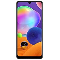 Samsung Galaxy A31-128GB / 4GB – A315G/DSL Unlocked Dual Sim Phone w/Quad Camera 48MP+8MP+5MP+5MP GSM International Version (Prism Crush Black)