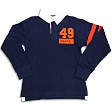 Chams - Little Boys Long Sleeve Rugby Top
