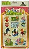 The Backyardigans 30 stickers/autocollants