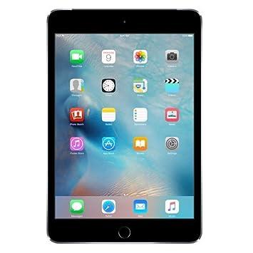 Apple iPad mini 4 Tablet (7.9 inch, 128GB, Wi-Fi+3G) Space Grey Tablets at amazon