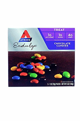 Atkins Endulge Chocolate Candies 5 Packs