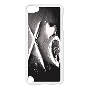 Ipod Touch 4 Csaes phone Case The Weeknd XO ZM93173