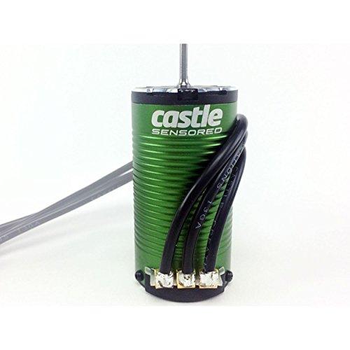 Castle Creations 1415-2400KV Motor 4-Pole Sensored Brushless Vehicle