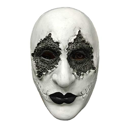 Waltz&F Halloween Horror Female Ghost Death mask Halloween Costume Party Props Masks]()