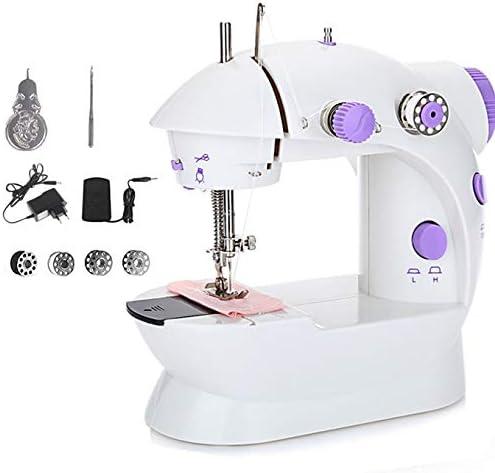 Joody - Mini máquina de Coser eléctrica con 2 ajustes de Velocidad ...