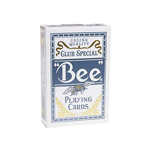 BEE Club Special Casino Blue Playing Cards New Sealed Deck Baha Mar