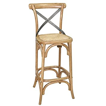 Superb Bolero Wooden Barstool With Backrest 1100 H X 450 W X 470 Forskolin Free Trial Chair Design Images Forskolin Free Trialorg