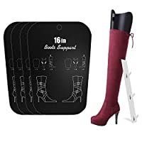 MaiHongda Boot Shaper Form Inserts Tall Boots Support for Men Women
