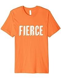 """Empowering """"Fierce"""" Inspirational T-Shirt for Superkids"""