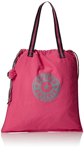 Kipling New Hiphurray Women's Tote 39 x 43 x 1 cm Pink Size: UK One Size (Kipling City Collection)