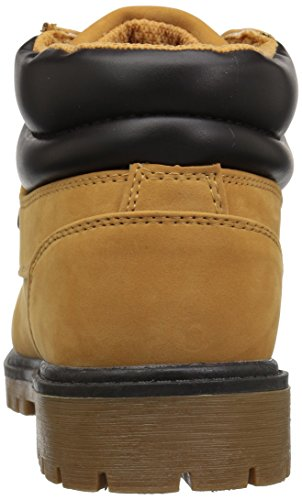 Lugz Men's Nile Mid Fashion Boot Golden Wheat/Bark/Gum buy cheap outlet store cheap low shipping cheap top quality wiki sale online really cheap price N1docvJ