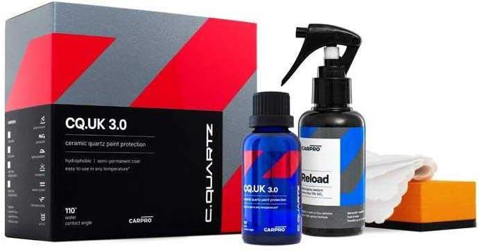 CarPro CQuartz UK 3.0 Kit w/Reload