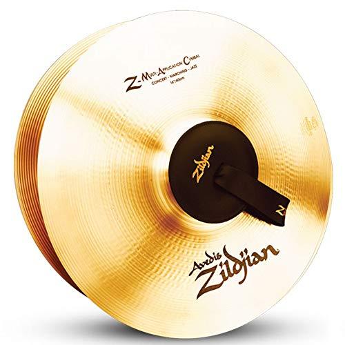 Zildjian A0476 16'' Z Mac Single With Grommet Medium Heavy Cymbal and Short Sustain