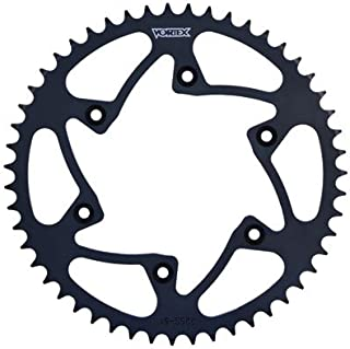product image for Vortex 520 Steel Rear Sprocket 52 Tooth Black for KTM 300 XC-W (E-Start) 2008-2018