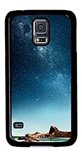 3D Stone Easter Thanksgiving Personlized Masterpiece Limited Design PC Black Case for Samsung Galaxy S5 I9600 by Cases & Mousepads