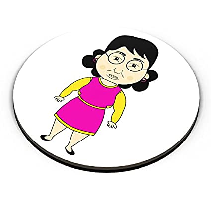 Aunty Acid Quotes   Buy Posterguy Grumpy Angry Old Woman Cartoon Character Angry