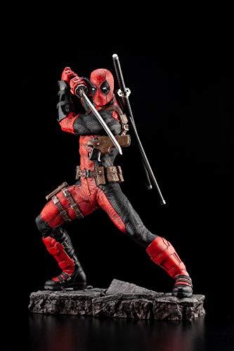 - Marvel Deadpool Maximum Fine Art Statue