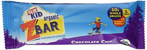 Clif/Zbar Choco Chip Cadd Size 18ct Clif/Zbar Chocolatae Chip 1.27z - Kid Z-bar Chocolate