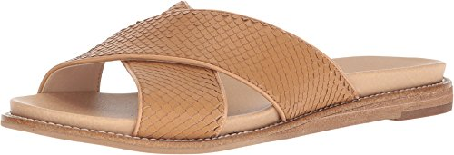 Dr. Scholl's Women's Deco - Original Collection Nude Snake Print Leather 7.5 M US
