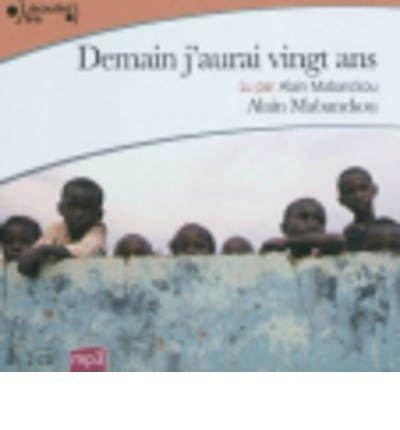Demain J'Aurai 20 Ans Lu Par Alain Mabanckou (Paperback)(French) - Common pdf