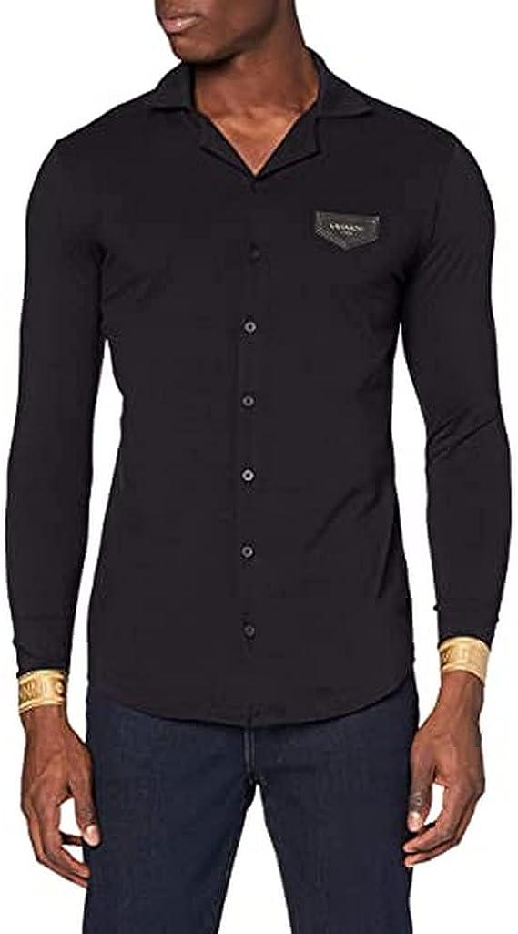 Gianni Kavanagh Black Legacy Shirt Camiseta para Hombre ...