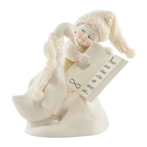 Department 56 Snowbabies Classics Once Upon a Time Figurine, 4.5 inch