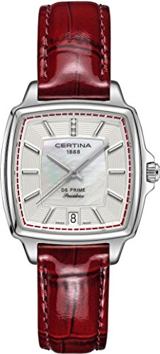 C028.310.16.426.00 - Certina DS Prime Lady - Shape 100m Water Resistant Watch