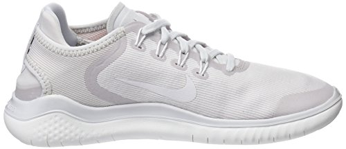 Nike Women's Free Rn 2018 Sun Running Shoes Grey (Vast Grey/Summit White 001) outlet shopping online professional cheap online 6kafuK