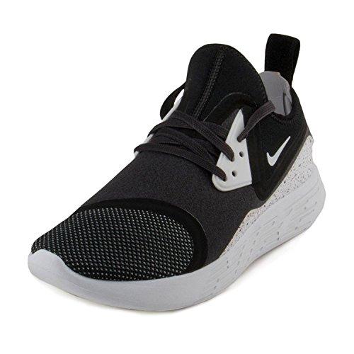 Nike Men's lunarcharge essenziale Nero/scuro ossidianavolt