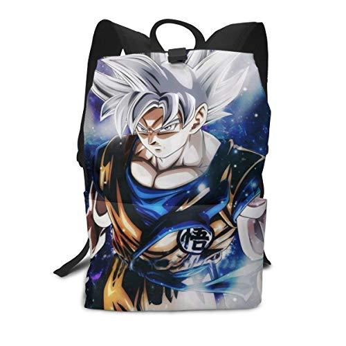 Dragon Ball Z Super Casual Backpack Daypack Laptop Bag School Bag ()