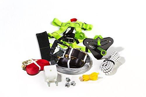 zip line harness kit - 2