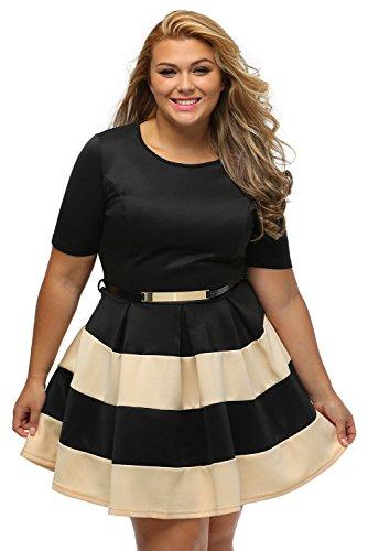 Buy belted mini dress - 6