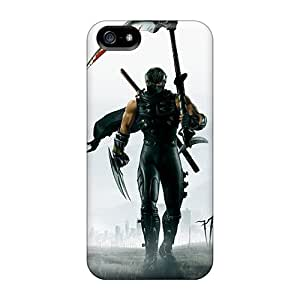 New Ryu Hayabusa Tpu Cases Covers, Anti-scratch RML22520LCHW Phone Cases For Iphone 5/5s Black Friday