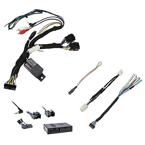 Axxess AX-GMLAN11-SWC LAN 11 W/Chime Retention & SWC for Select 2006-12 GM Vehicles ()