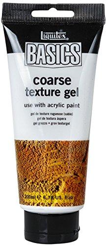 (Liquitex BASICS Coarse Texture Gel, 200ml)