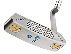 Edel Custom Made Putter Steel Right Handed 34 in
